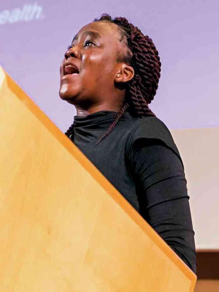 Natasha Wang Chibesa Mwansa