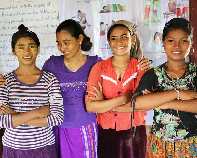 gender-based violence and harmful practices