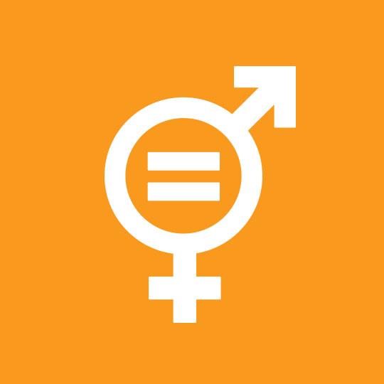 Enables gender equality