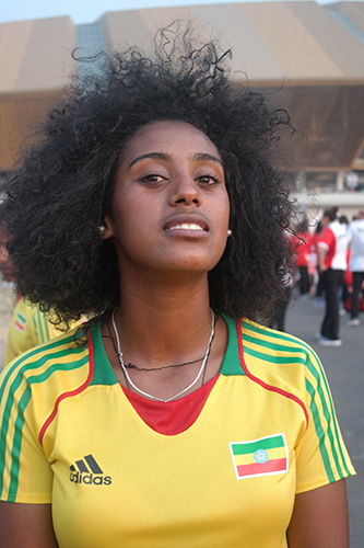 The Power Of Girls African Athletes Call For Gender Equality