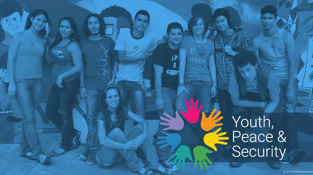 Youth, Peace & Security