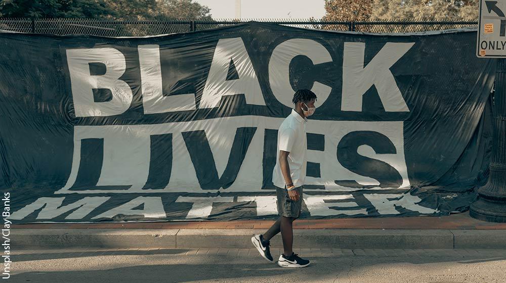Acerca de las protestas las vidas de las personas negras importan y otras...