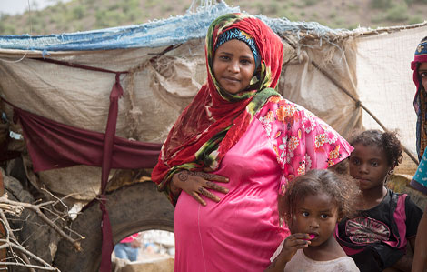 During conflicts, natural disasters and other emergencies, sexual and reproductive  health needs can be overlooked – with staggering consequences.