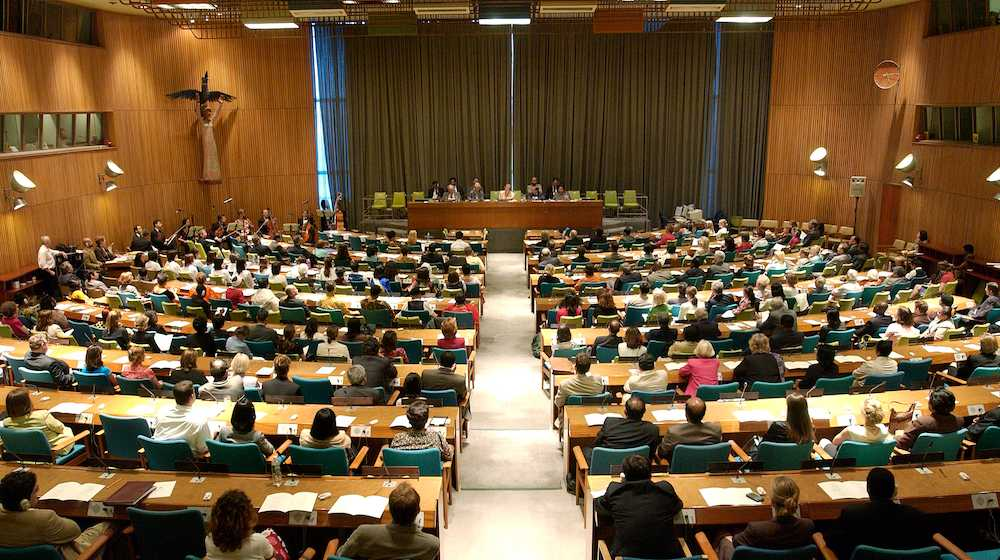 United Nations Population Award Ceremony 2021
