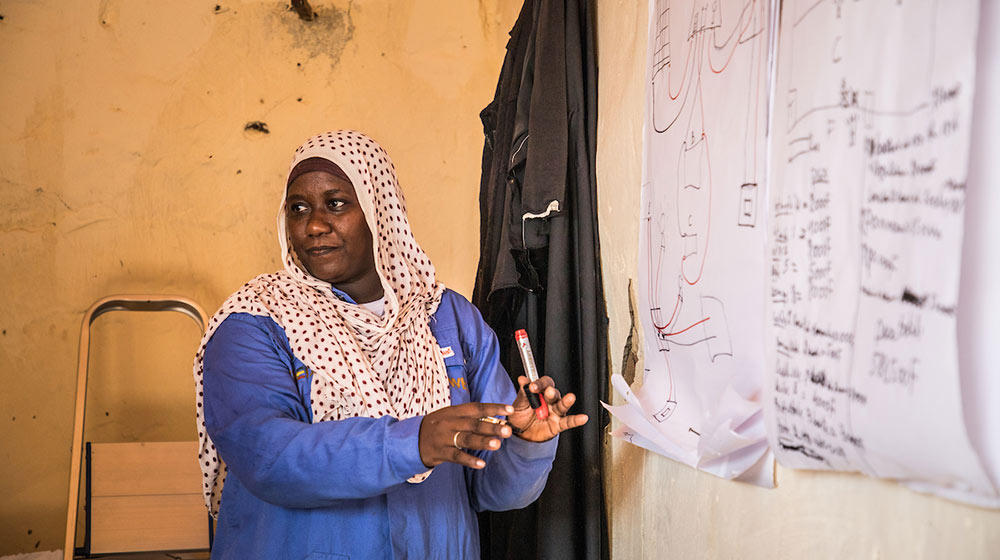 Sahel project helps women raise themselves, their communities from poverty