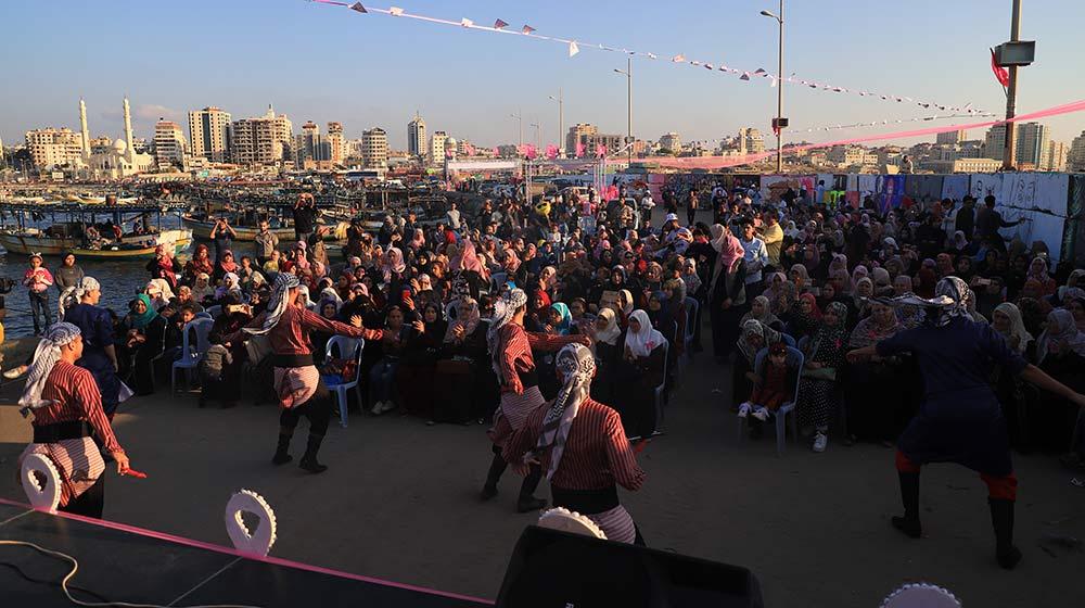 Para una sobreviviente de cáncer de mama en la Franja de Gaza, un viaje marcado...