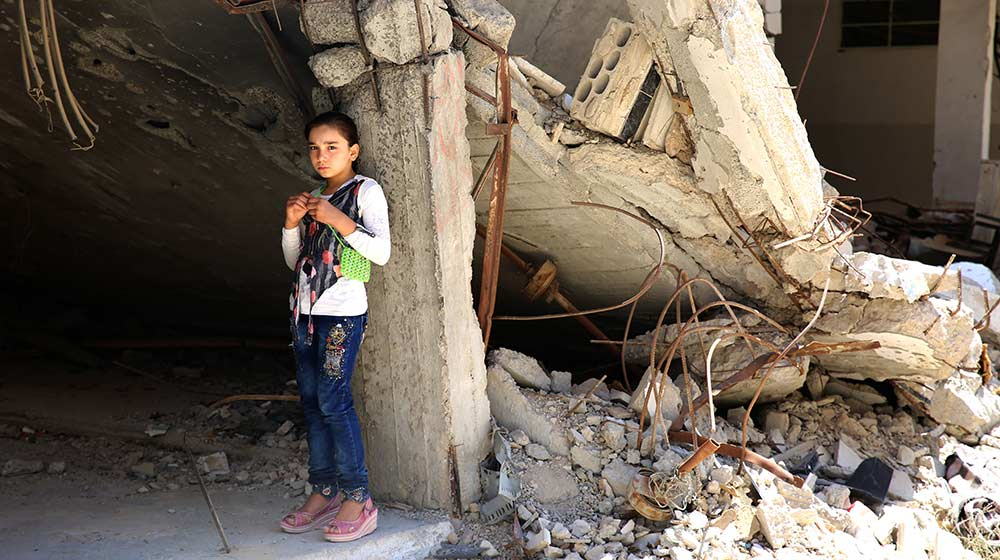Syria's decade of conflict takes massive toll on women and girls