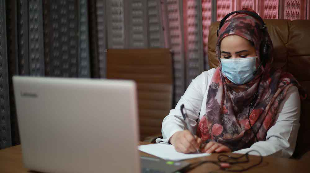 Midwives continue to deliver amid uncertainty in Afghanistan