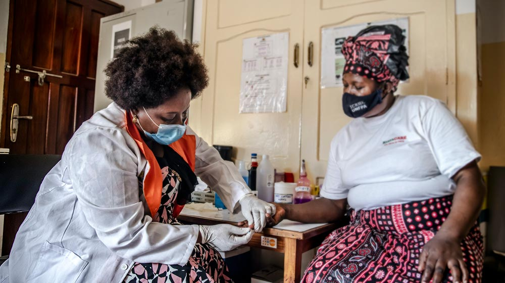 Groups already vulnerable to HIV face increased risks during COVID-19 pandemic
