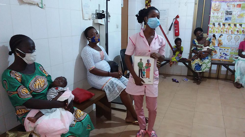 "Health workers in West Africa ""in daily danger"" while providing reproductive..."