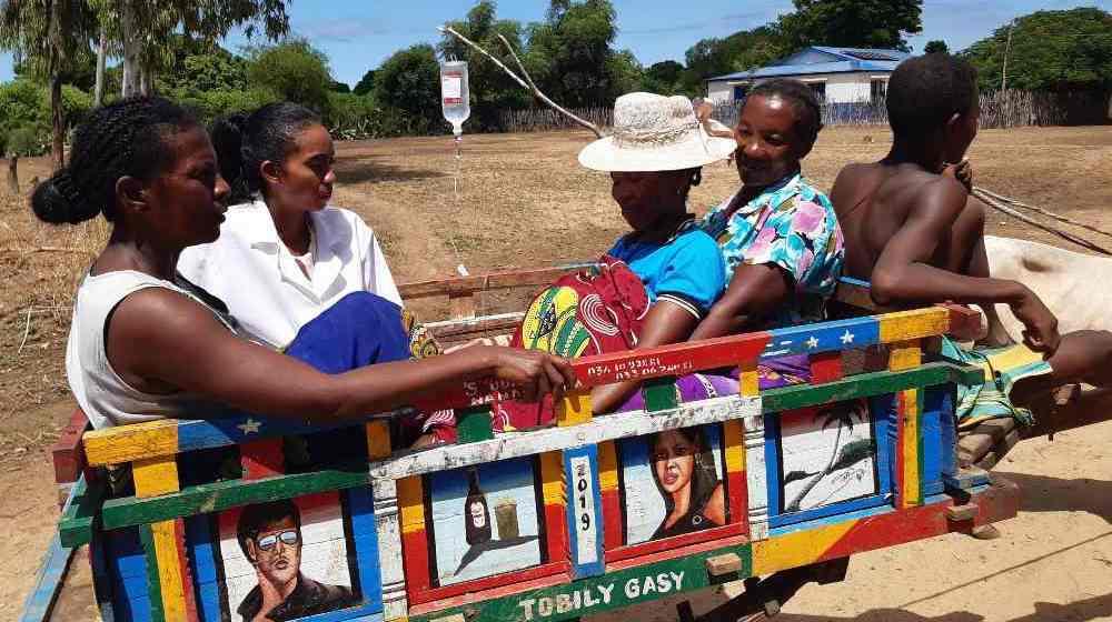 Mobile clinics deliver last-mile reproductive health care in Madagascar