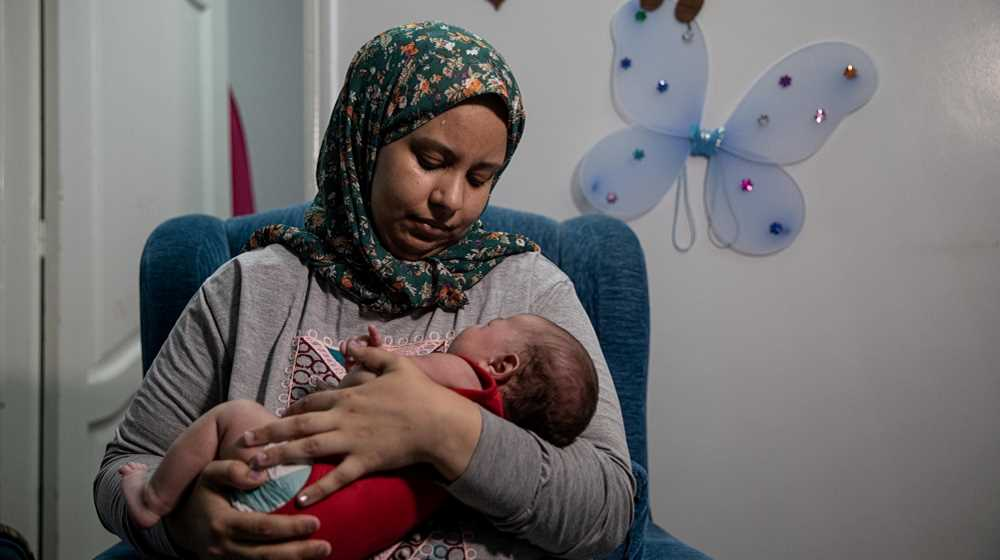 For pregnant COVID-19 patients in Egypt, a safe place to deliver