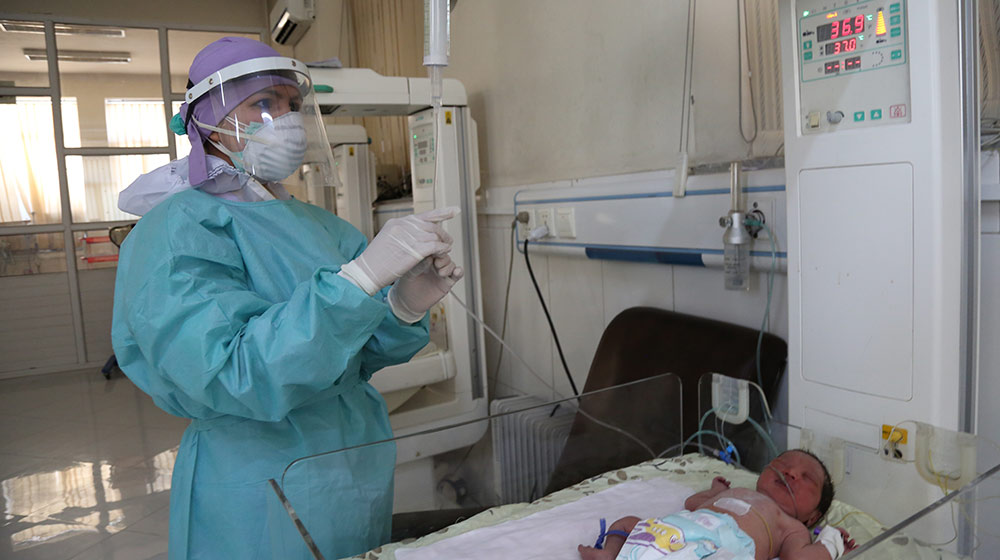 Demand for Afghanistan's midwives unflagging during COVID-19 pandemic