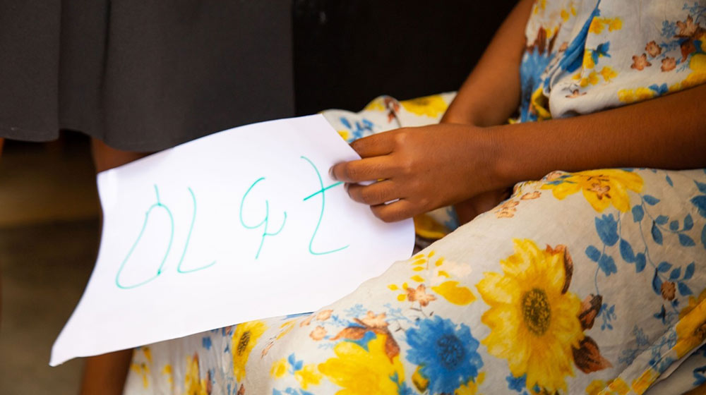 Urgent funding needed to assist survivors of sexual and gender-based violence...