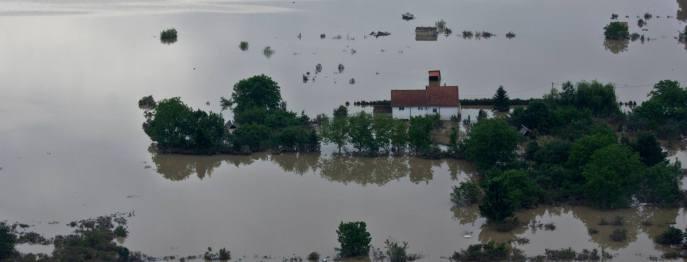 UNFPA assists Balkan flood survivors