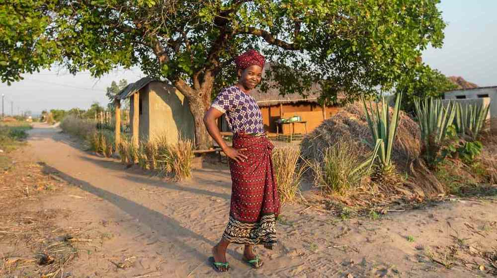 """In Mozambique, an obstetric fistula survivor's journey from """"I was..."""