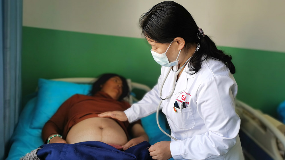 Midwifery training helps doctors, nurses level up their skills in rural China
