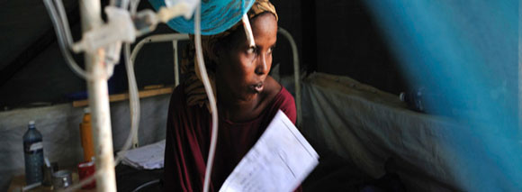 Encouraging Expectant Mothers in Dadaab to Take Advantage of Obstetric Care