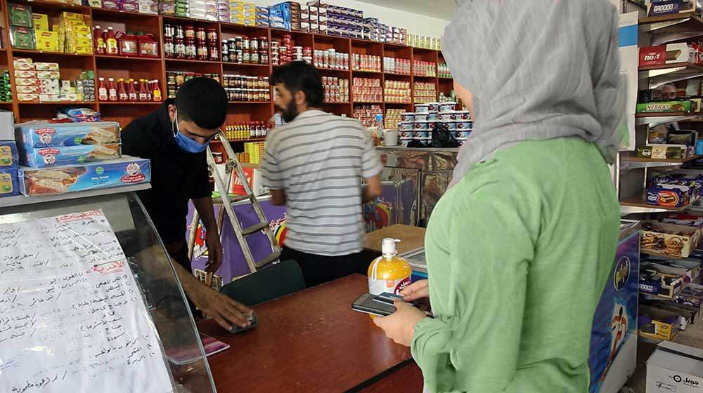 E-voucher system targets pregnant women and new mothers in Syria