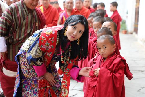 UNFPA Goodwill Ambassador Her Majesty the Queen Mother, Gyalyum Sangay Choden Wangchuck of Bhutan