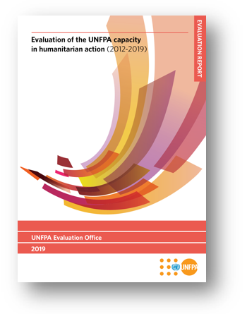 cover image for UNFPA capacity in humanitarian action (2012-2019)