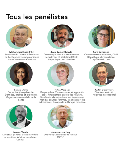 profile photos of the event speaker