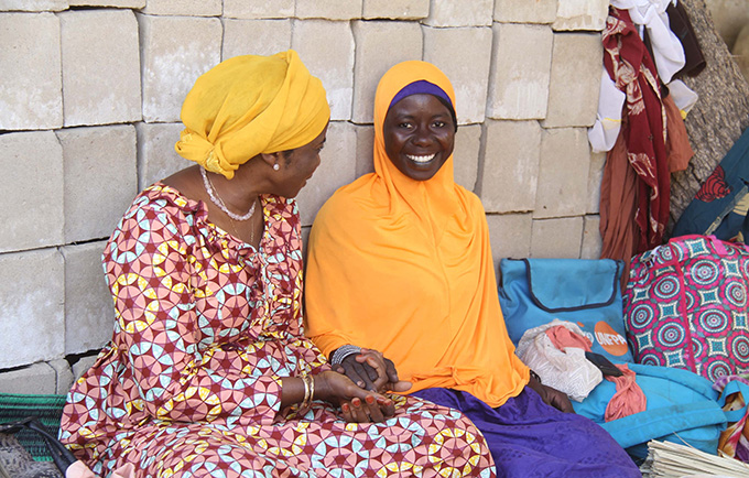 From human bomb to paralegal, Boko Haram survivor helps heal her community