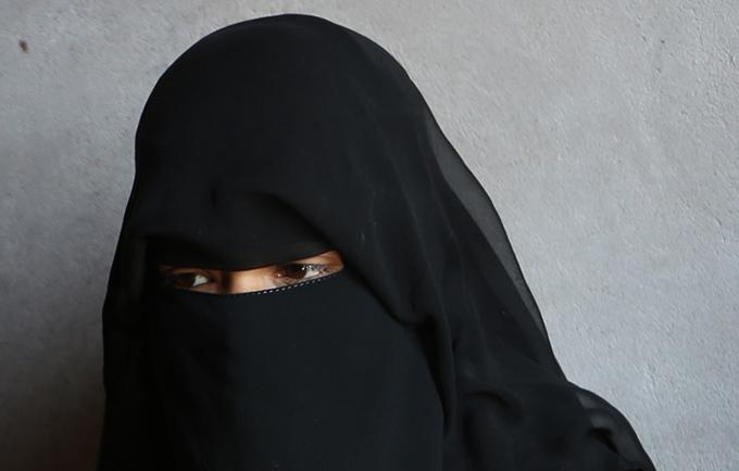 Hana'a was married off at 15. She endured brutal violence at the hands of her husband. © UNFPA Yemen