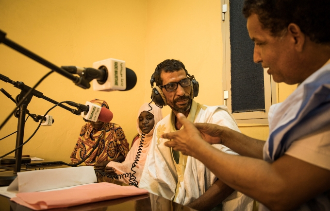 In Mauritania, imams take to radio waves to say child marriage is against Islam
