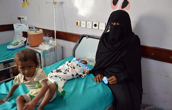 """I felt I was in hell"" – Escalating hostilities threaten thousands of pregnant women in Yemen's Hodeidah"
