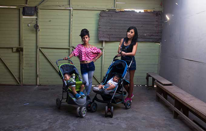 Teen moms in Peru pinpoint need for sexuality education, health services