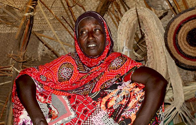 Asiya, a former circumciser, now urges community members to abandon FGM. © UNFPA Ethiopia