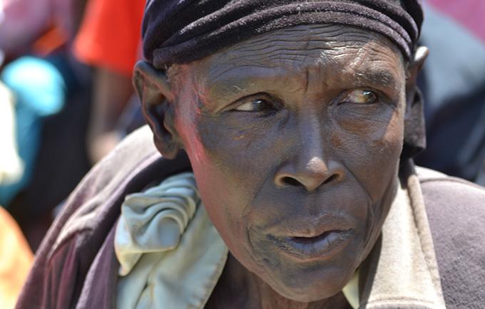 Turutea Chelangat, a former circumciser in eastern Uganda, has renounced FGM. © UNFPA Uganda/Evelyn Matsamura Kiapi