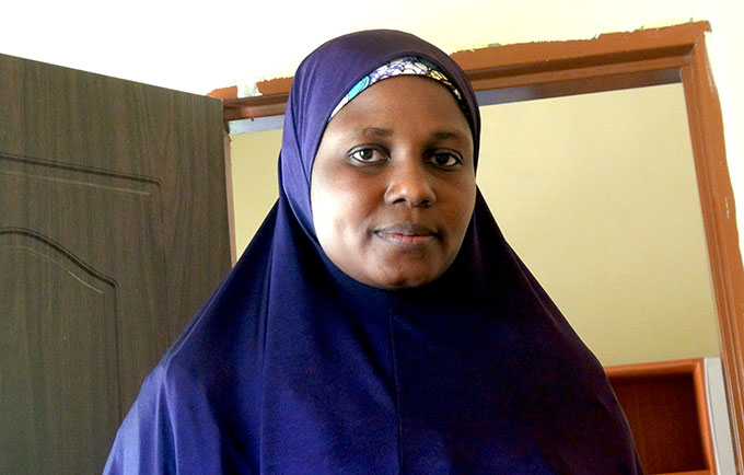 Access to contraceptives helped Hajja Fati finish her education. © UNFPA Nigeria/Kori Habib