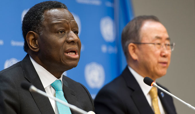 UN Launches ICPD Beyond 2014 Global Review Report