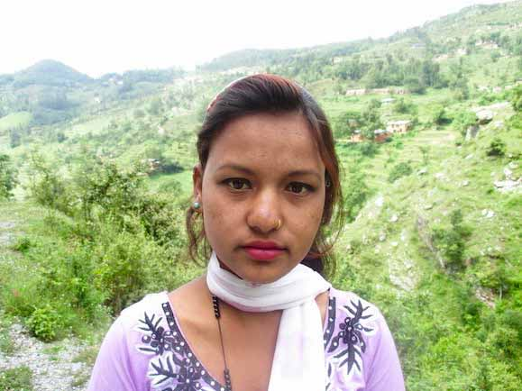 Sangita BK is a fierce activist who empowers girls and teaches them to stand up for their human rights. © UNFPA Nepal/Dhana Bahadur Lamsal