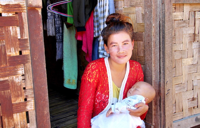 Safe pregnancies for displaced mothers as mobile clinics reach deep into Kachin camps