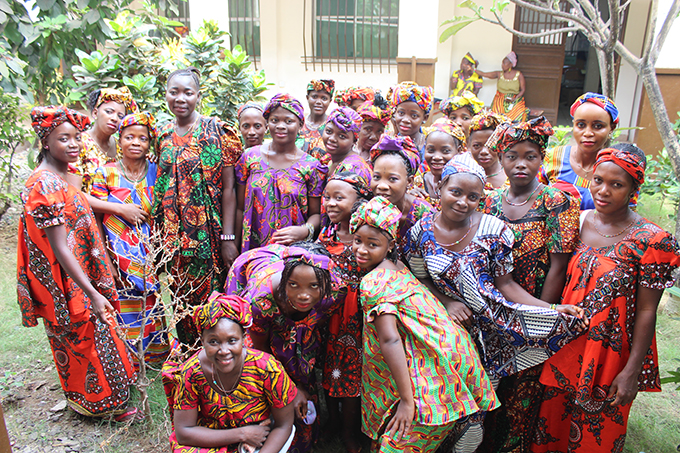 Fistula camp helps women and girls in Sierra Leone regain their dignity