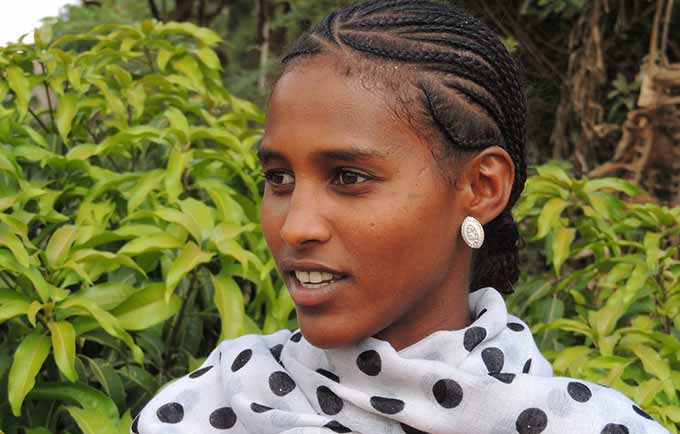 "Ethiopian women and girls see ""remarkable results"" in ending child marriage"