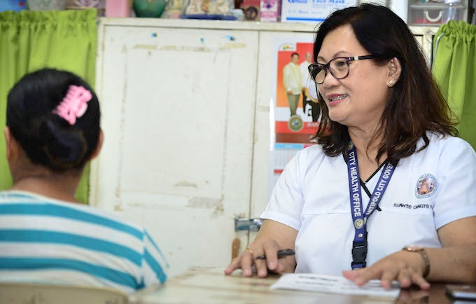 Barcode technology transforms access to family planning in the Philippines
