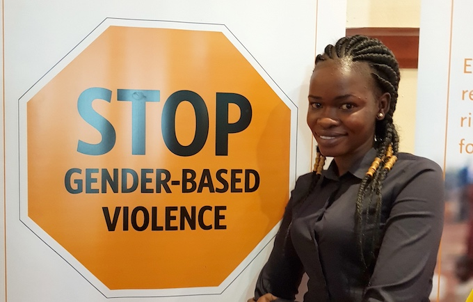 Fighting for girls' right to say no to child marriage in South Sudan