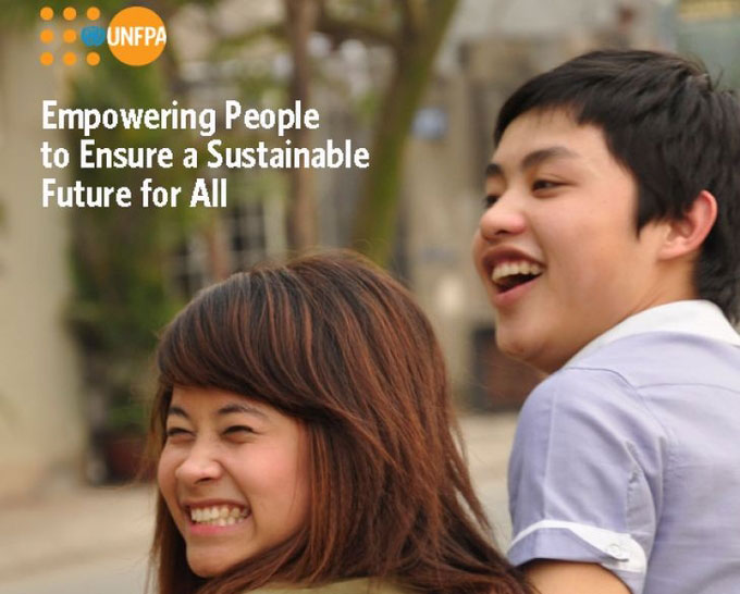 UNFPA Launches Advocacy Platform for Post-2015 Development Framework