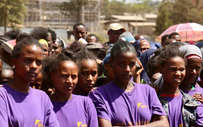 Courageous girls change attitudes about FGM in Ethiopia