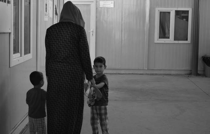 A long road to safety, healing for refugee mothers in Iraq