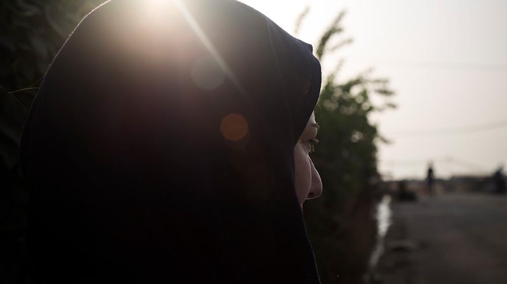 Une femme en Irak. © UNFPA Iraq/Seivan Salim