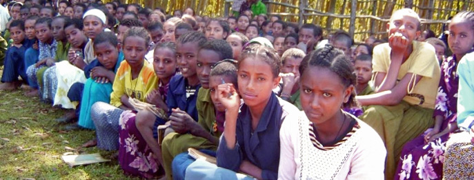 Award-Winning Programme Gives Ethiopian Girls a Safer Transition to