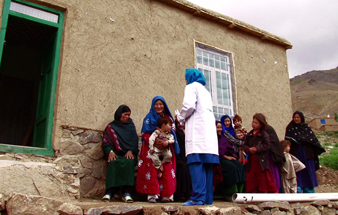 Midwives deployed to remote Afghanistan to lower maternal death rate