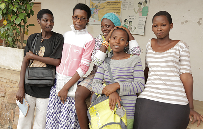 In Burundi, sexual health education helps youth protect themselves, their futures