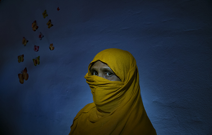 One year on, Rohingya women and girls seek safety – and a chance to heal