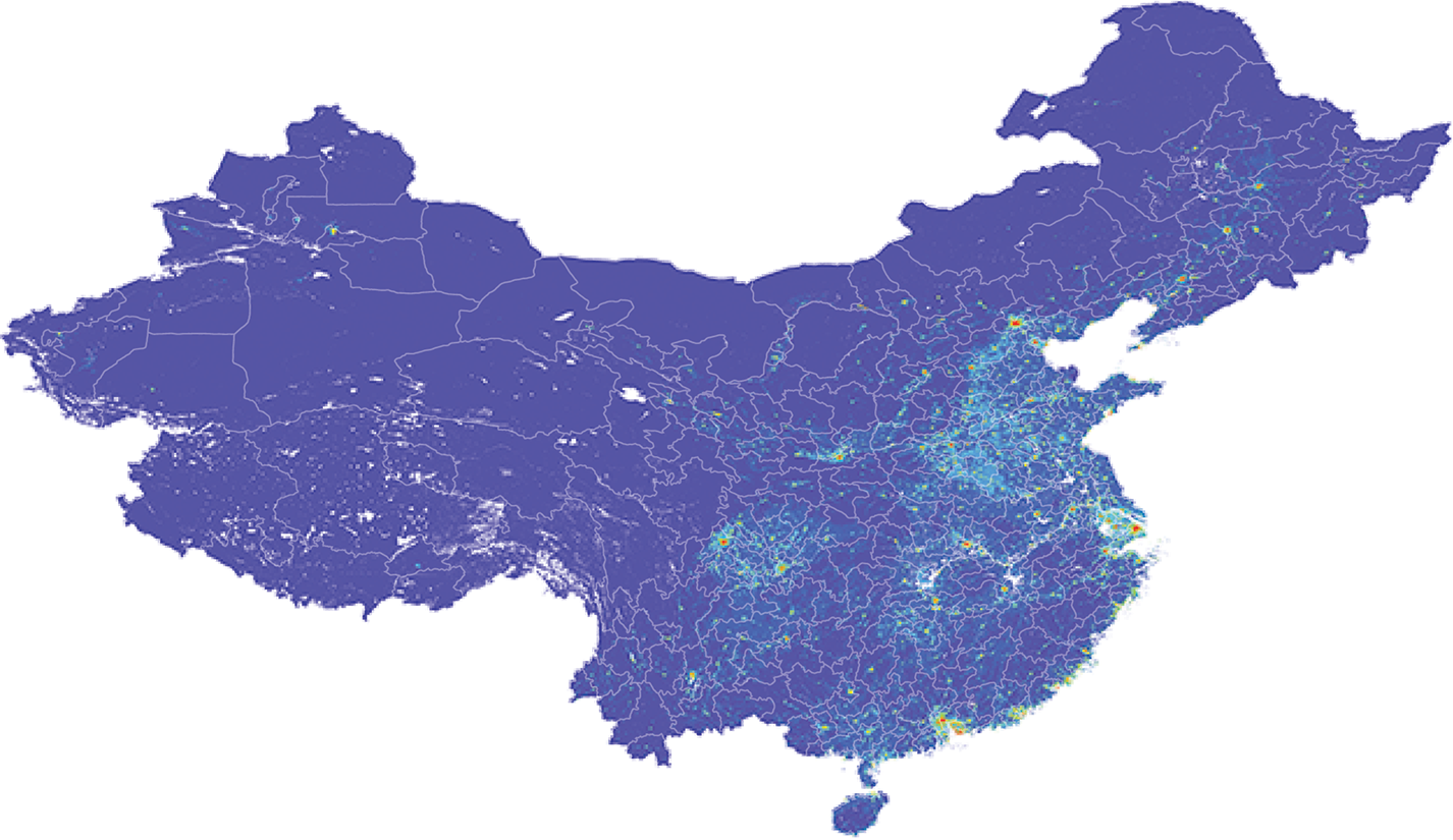 China.3 - Number and distribution of pregnancies (2012)